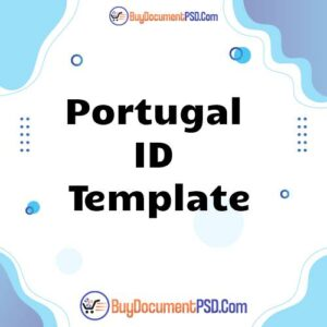 Buy Portugal ID Template